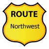 route northwest